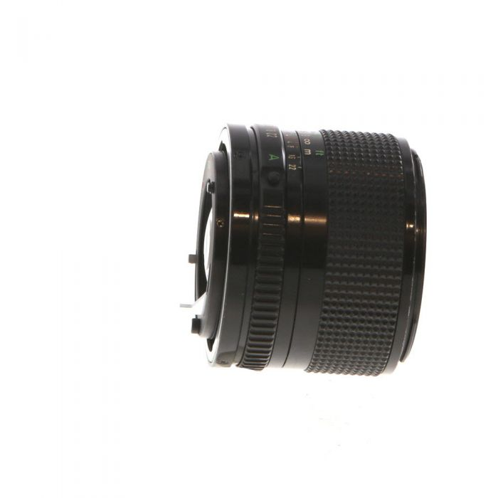 Canon 28mm f/2 FD Mount Lens {52}