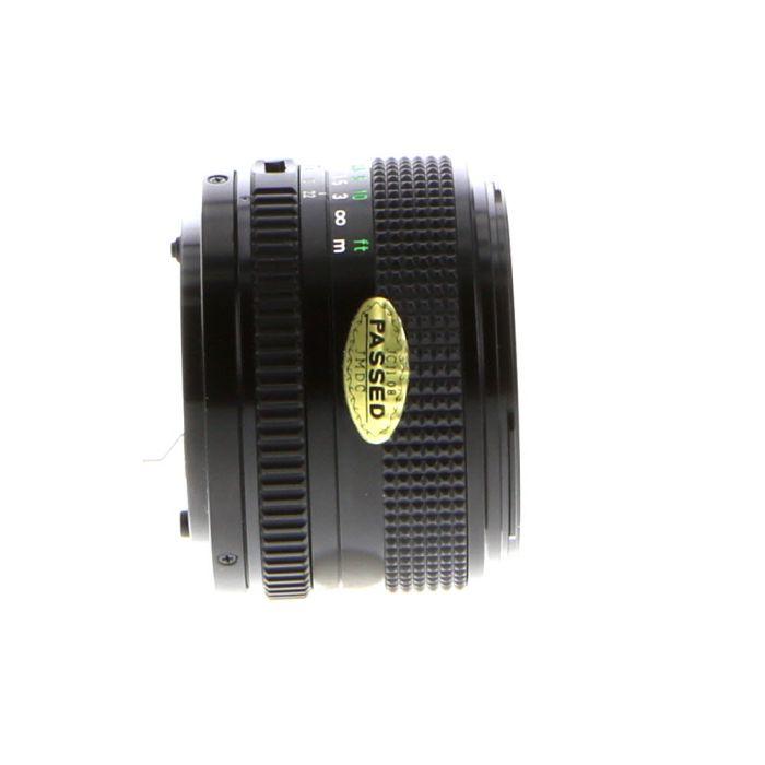 Canon 28mm f/2.8 FD Mount Lens {52}