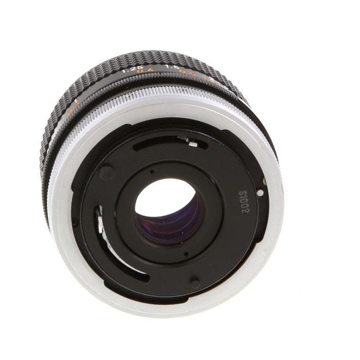 Canon 28mm F/2.8 SC Breech Lock FD Mount Lens {55}