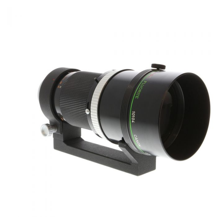 Canon 300mm F/2.8 SSC Fluorite Breech Lock FL Mount Lens {Drop-In}
