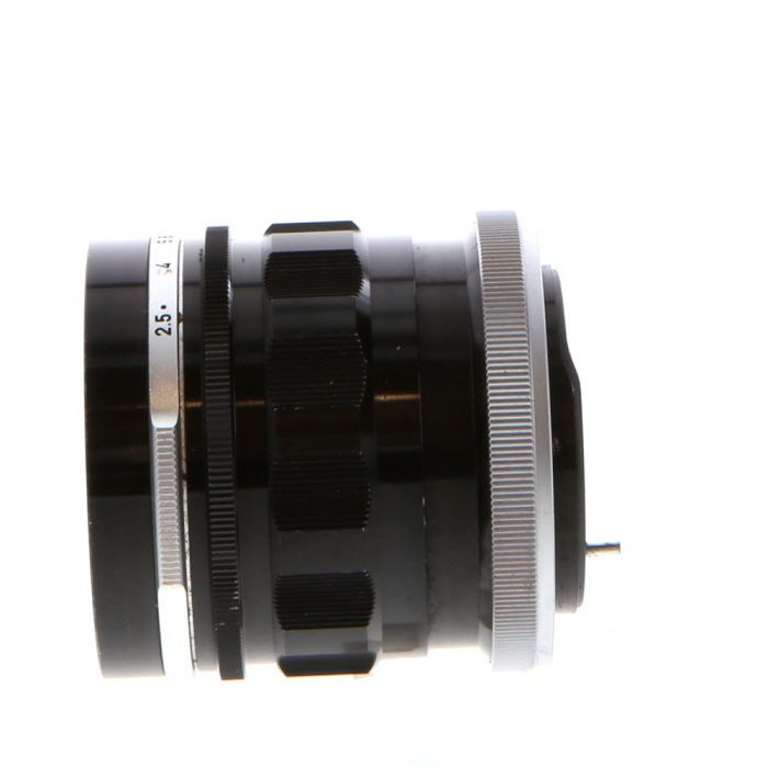 Canon 35mm F/2.5 Breech Lock FL Mount Lens {58}