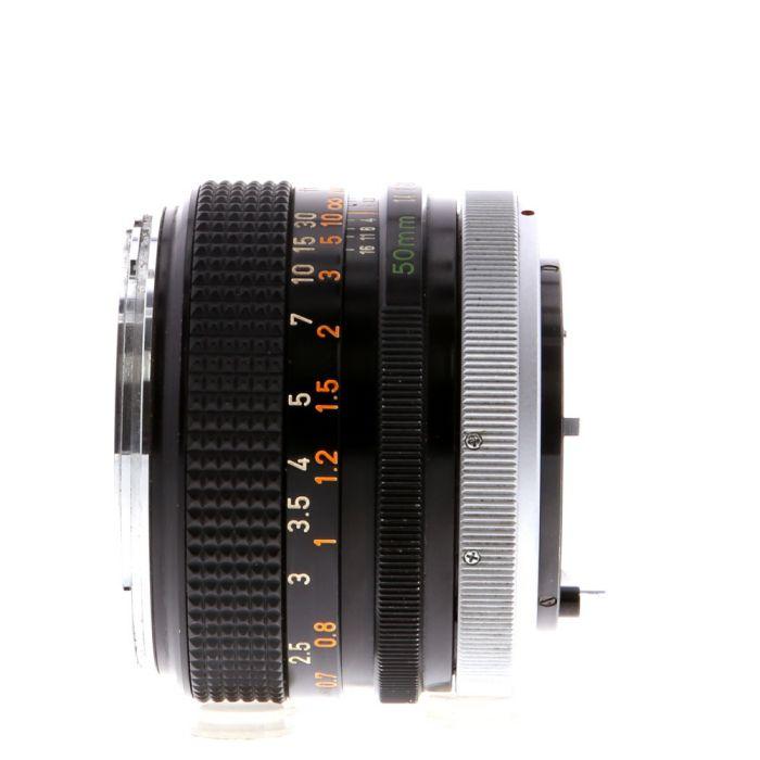 Canon 50mm F/1.4 Breech Lock FD Mount Lens {55}
