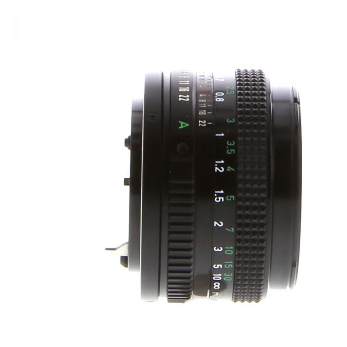 Canon 50mm F/1.8 Breech Lock FD Mount Lens {55}