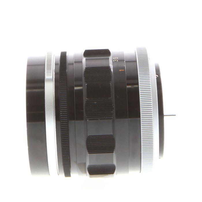 Canon 85mm F/1.8 Breech Lock FL Mount Lens {58}