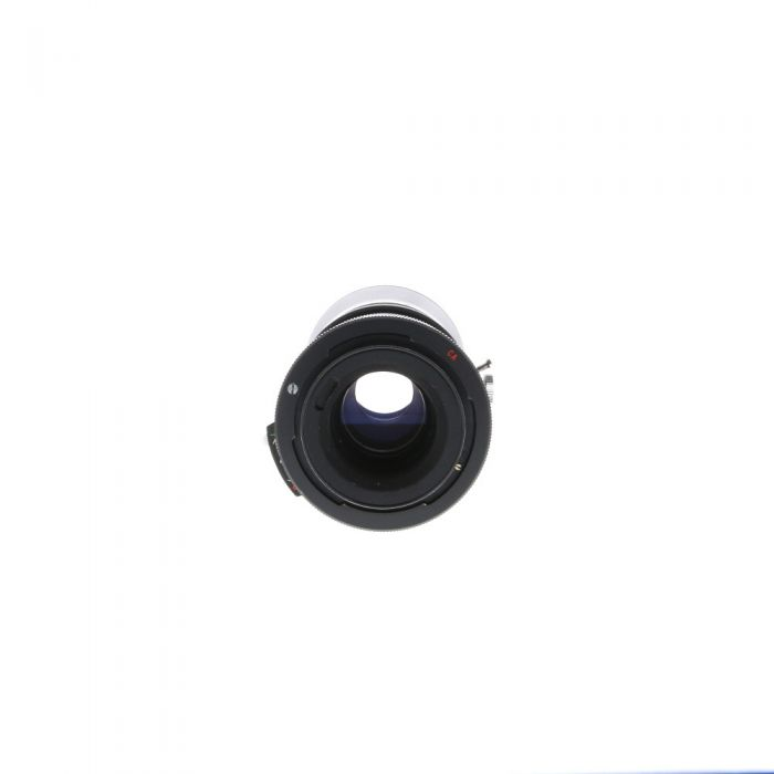 Vivitar 400mm F/6.3 TX Mount Breech Lock FD Mount Lens {72}
