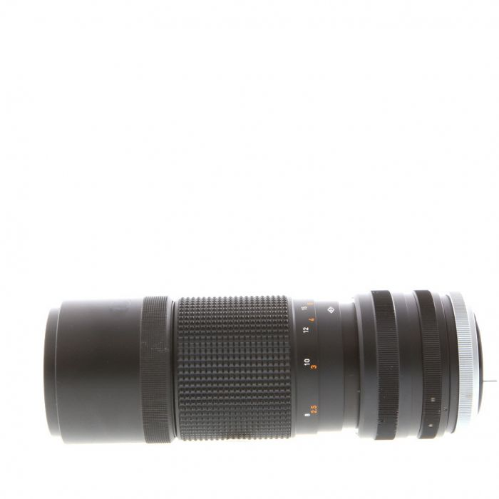Canon 100-200mm F/5.6 Breech Lock FL Mount Lens {55}