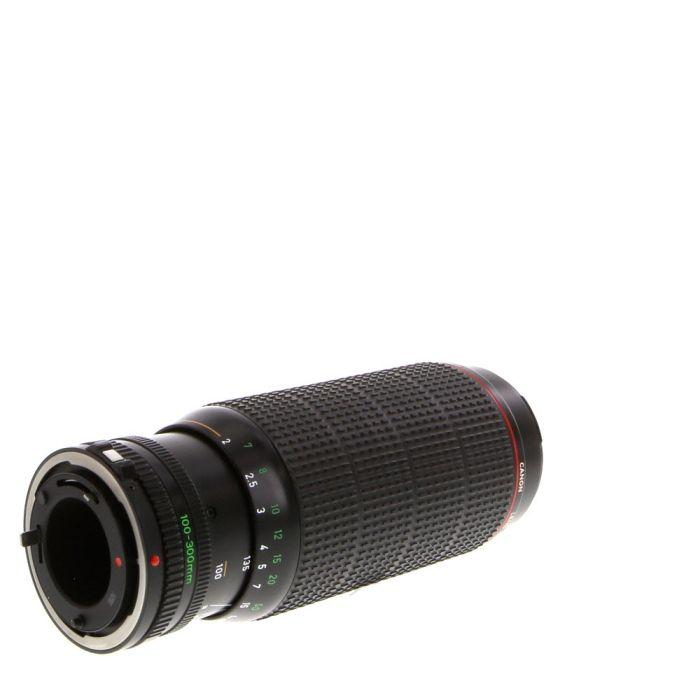 Canon 100-300mm f/5.6 Macro EF Mount Lens {58} at KEH Camera