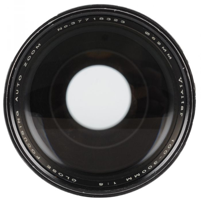 Vivitar 100-300mm F/5 Breech Lock FD Mount Lens {62}
