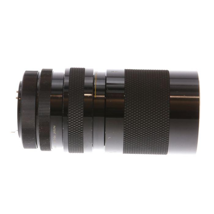 Soligor 45-150mm F/3.5 Macro Breech Lock FD Mount Lens {67}