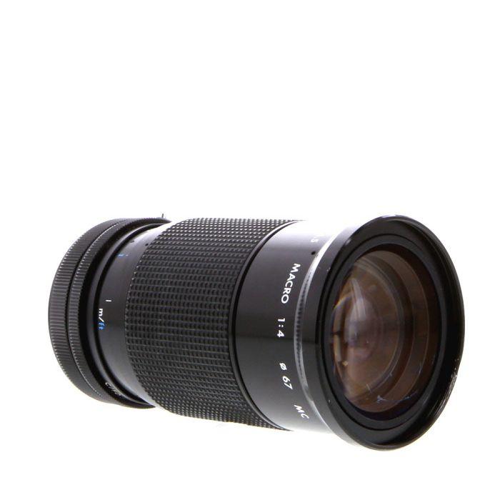 Kiron 28-105mm F/3.2-4.5 Macro Breech Lock FD Mount Lens {67}