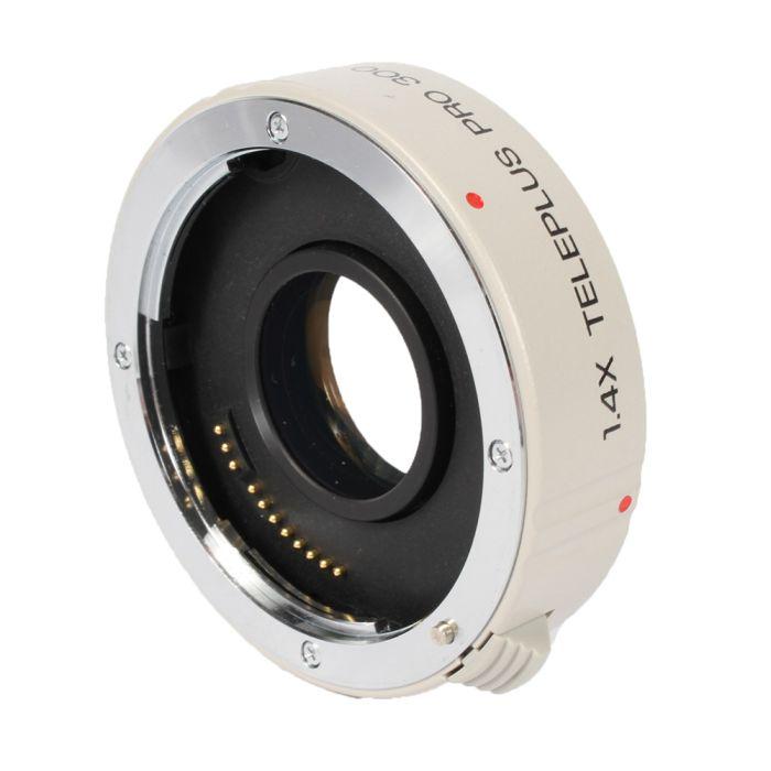 Kenko-Tokina TELEPLUS Pro 300 1.4X Teleconverter for Canon EF Mount