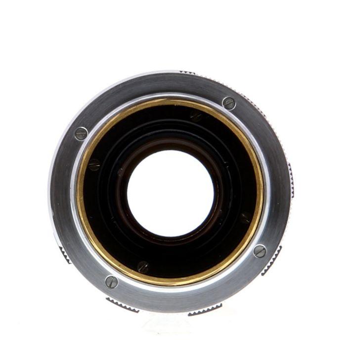 Canon 35mm F/2 Black Lens For Rangefinder Cameras {40}