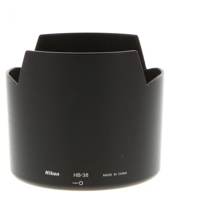 Nikon HB-38 Lens Hood, for 105mm f/2.8 Micro G ED IF AF-S VR