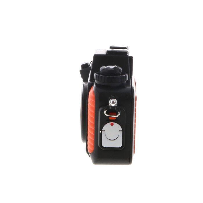 Nikonos V Waterproof Underwater 35mm Camera Body, Orange
