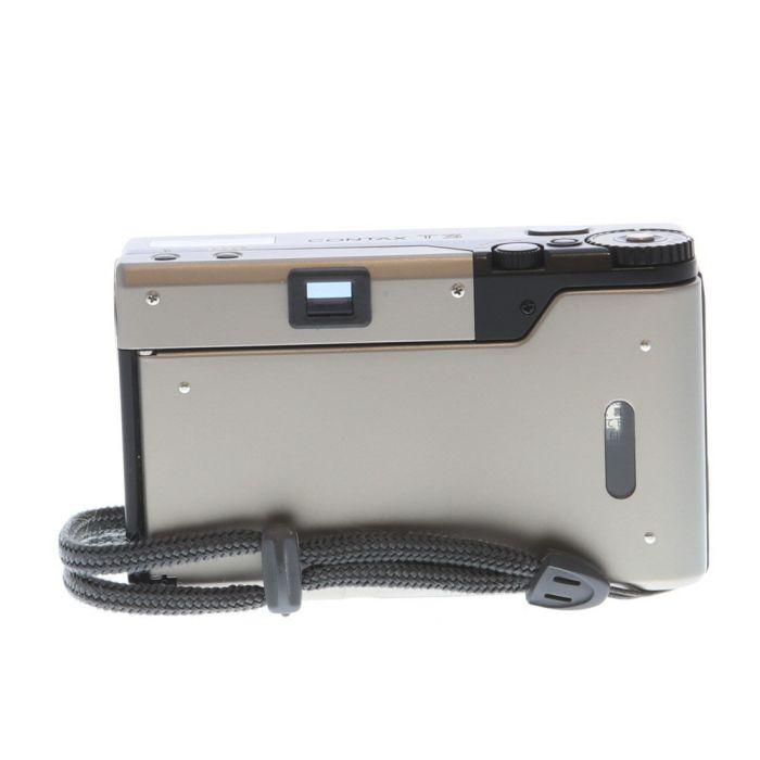 Contax T3 35mm Camera, Silver