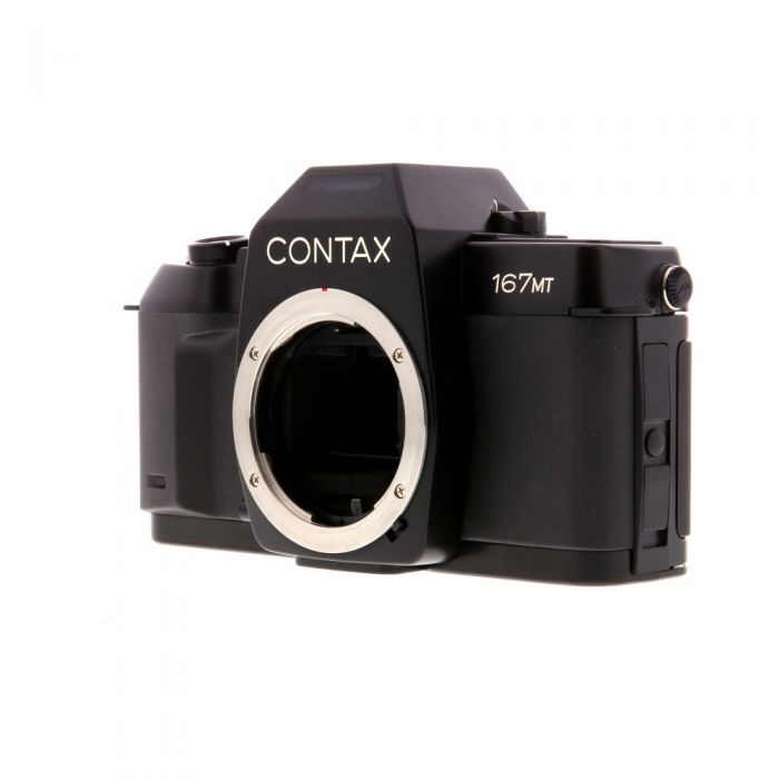 Contax 167 MT 35mm Camera Body