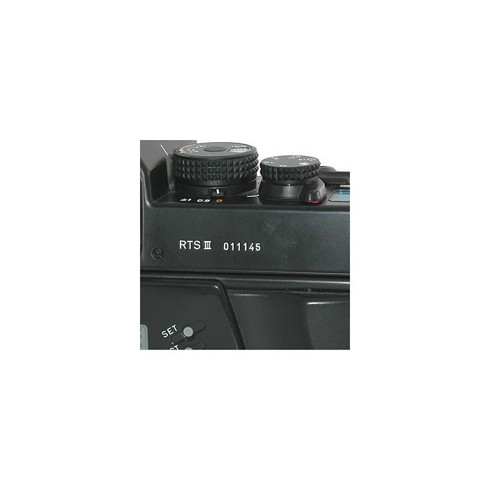 Contax RTS III 35mm Camera Body