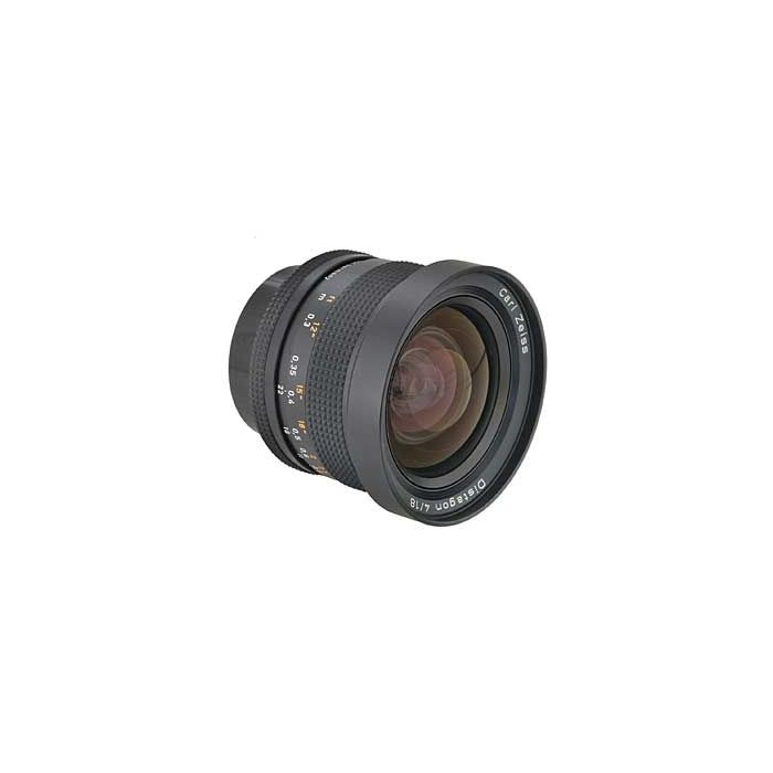 Contax 18mm f/4 Distagon T* AE C/Y Mount Lens