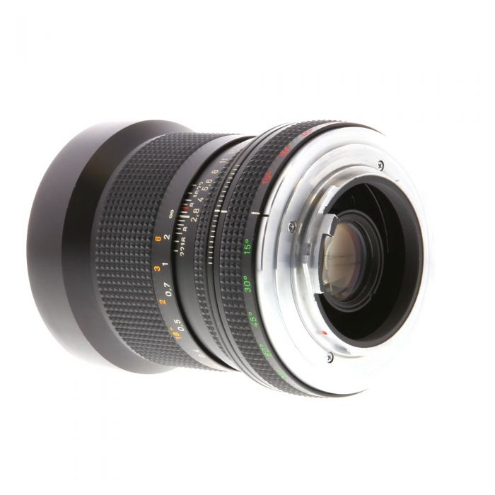 Contax 35mm F/2.8 PC Distagon T* C/Y Mount Lens {86 In 70/86 Ring}