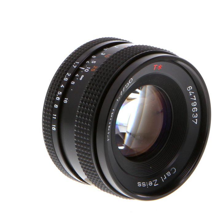 Contax 50mm F/1.7 Planar T* C/Y Mount Lens {55}