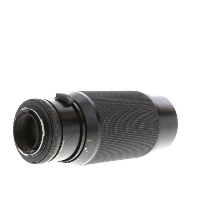 Contax 70-210mm F/3.5 Vario-Sonnar T* (Germany) C/Y Mount Lens {67}