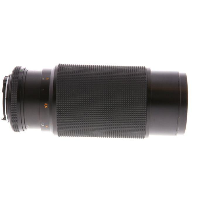 Contax 80-200 F/4 Vario Sonnar T* MM C/Y Mount Lens {55}