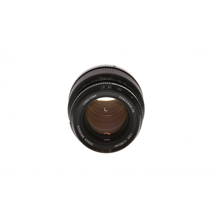 Bronica 150mm F/3.5 PE Lens For ETR System {62}