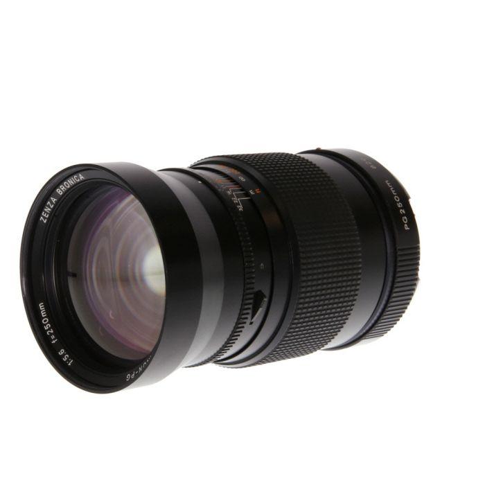 Bronica 250mm F/5.6 PG Lens For GS-1 {82}