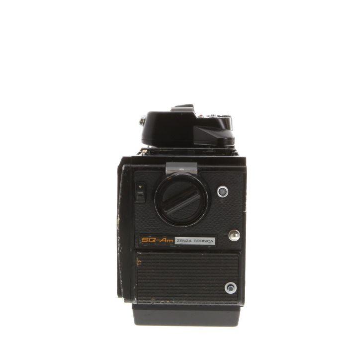Bronica SQ-AM Medium Format Camera Body