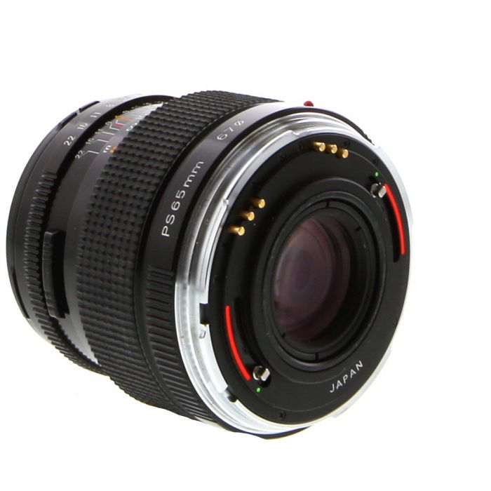 Bronica 65mm F/4 PS Lens For SQ System {67}