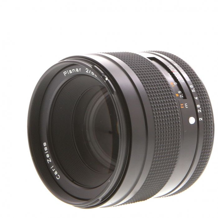 Contax 80mm f/2 Planar T* Lens for Contax 645 {72}