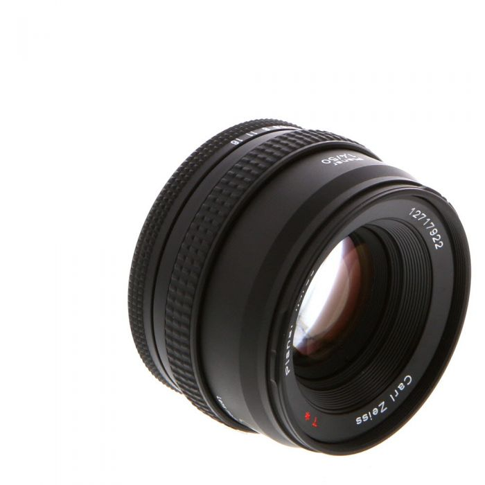 Contax 50mm F/1.4 N-Planar T* Lens For Contax N Series {67}