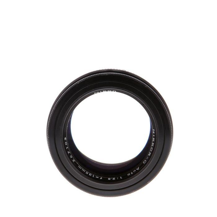 Nikon Nikkor 135mm f/2.8 Q AI Manual Focus Lens {52}