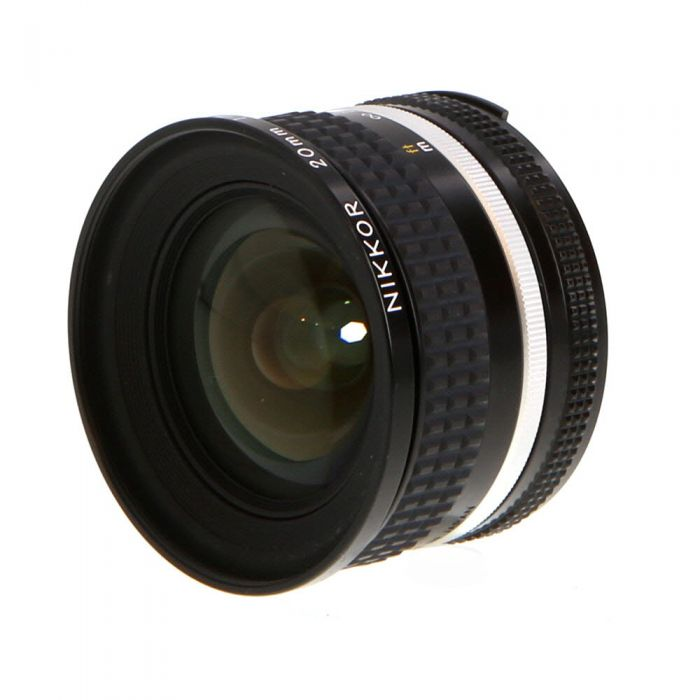 Nikon Nikkor 20mm F/2.8 AIS Manual Focus Lens {62}