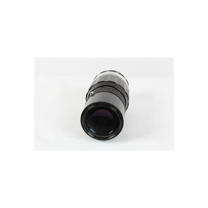 Nikon Nikkor 200mm f/4 QC Non AI Manual Focus Lens {52}