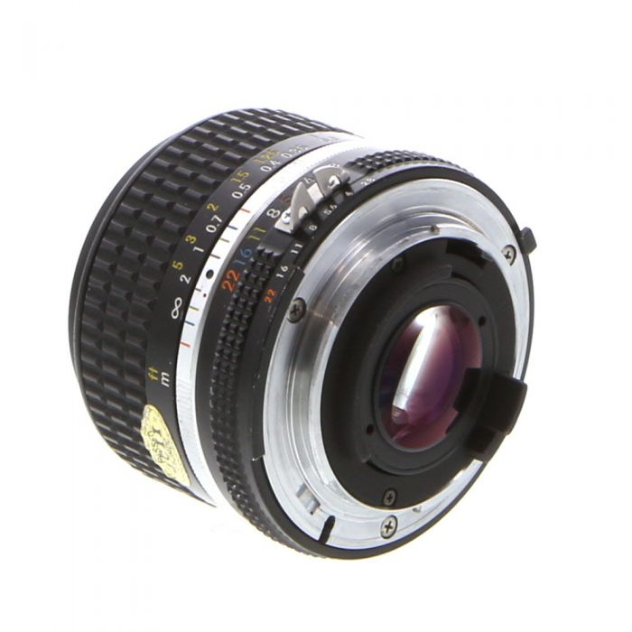 Nikon Nikkor 24mm F/2.8 AIS Manual Focus Lens {52}