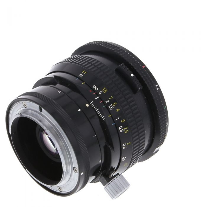 Nikon Nikkor 28mm F/4 PC Manual Focus Lens {72}