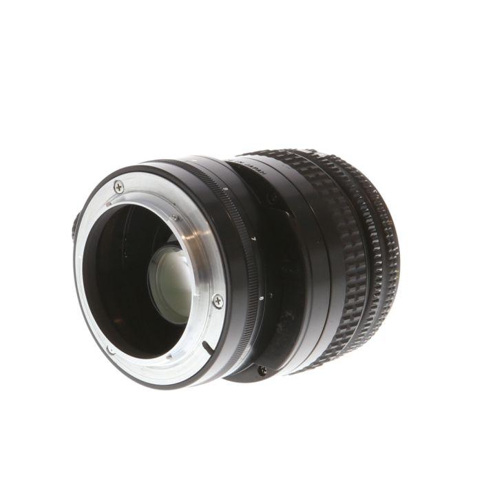 Nikon Nikkor 35mm F/2.8 PC Black Shift Knob Manual Focus Lens {52}