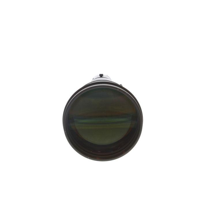 Nikon Nikkor 500mm F/4 P ED IF Manual Focus Lens {Gel}