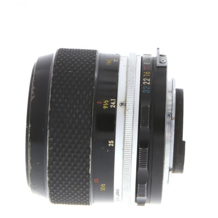 Nikon Nikkor 55mm F/3.5 Micro PC Non AI Manual Focus Lens {52}