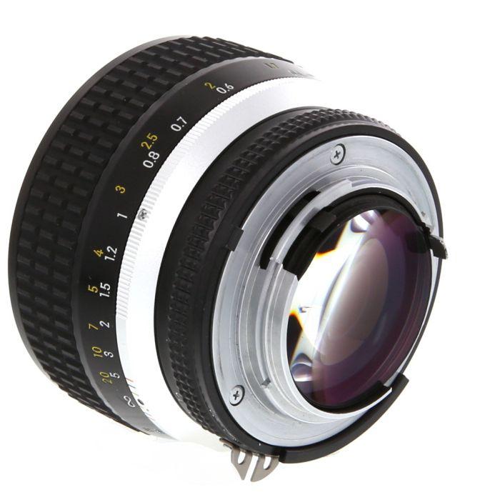 Nikon Nikkor 58mm F/1.2 Noct AIS Manual Focus Lens {52}