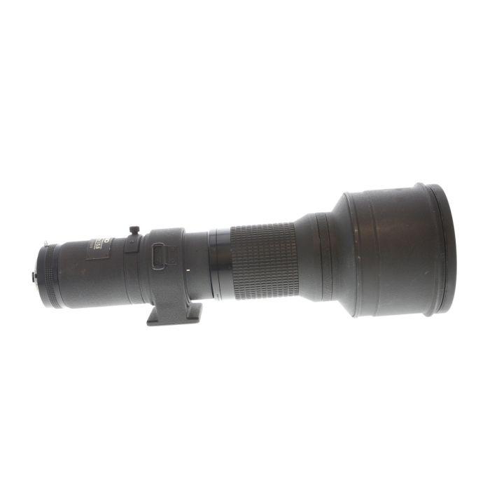 Nikon Nikkor 600mm f/5.6 ED IF AIS Manual Focus Lens {Drop-In 39}