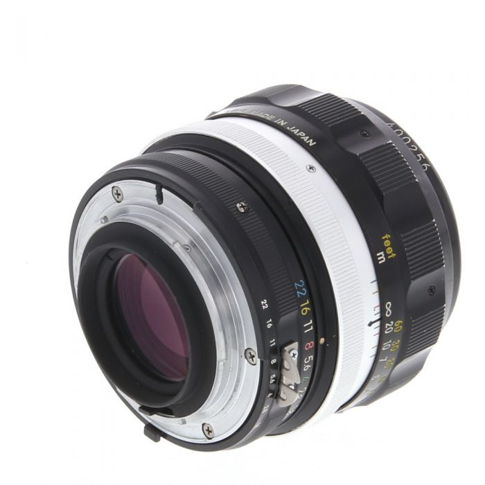 Nikon Nikkor 85mm F/1.8 HC AI Manual Focus Lens {52}
