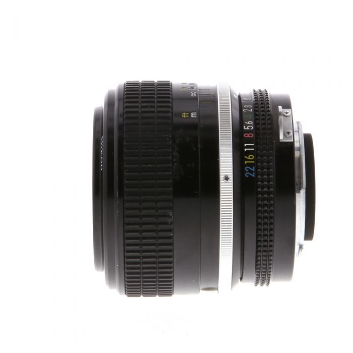 Nikon Nikkor 85mm f/1.8 Non AI Manual Focus Lens {52}
