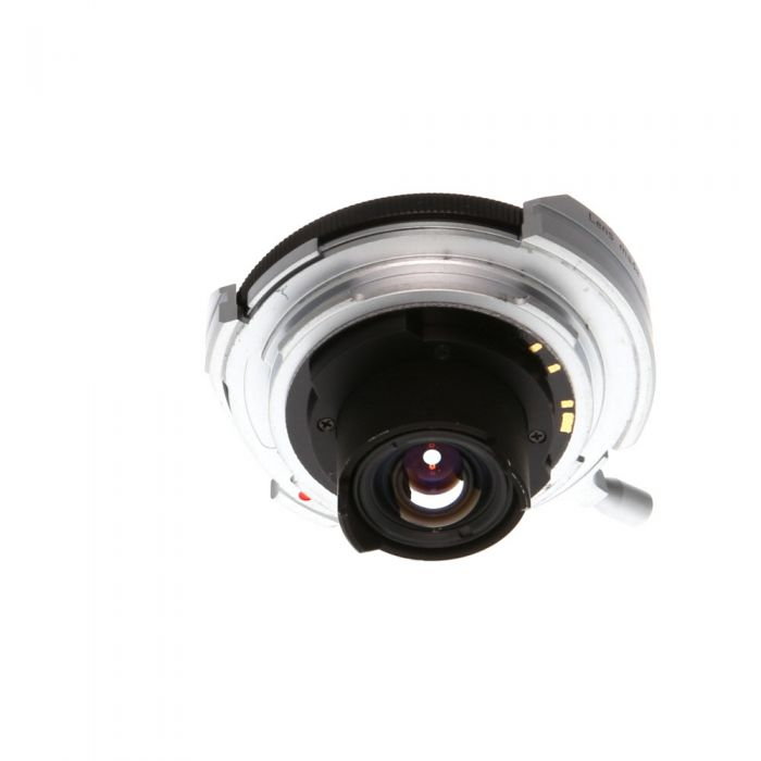 Contax 16mm f/8 Carl Zeiss Hologon T* Lens with Finder for Contax G System, Titanium