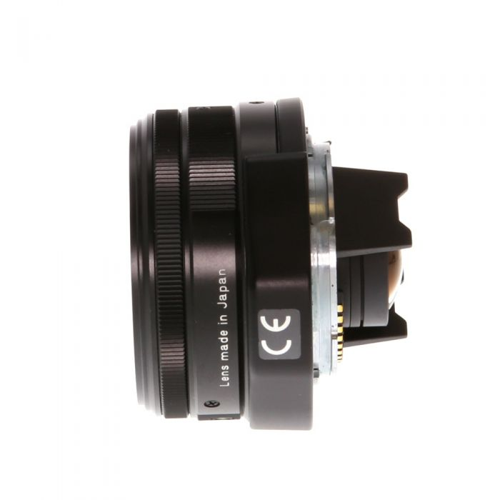 Contax 28mm f/2.8 Carl Zeiss Biogon T* Lens For Contax G System, Black {46}