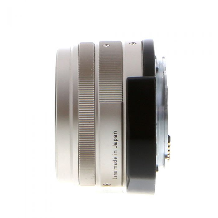Contax 45mm f/2 Carl Zeiss Planar T* Lens For Contax G System, Titanium {46}
