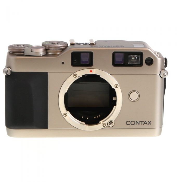 Contax G1 Autofocus 35mm Rangefinder Camera Body