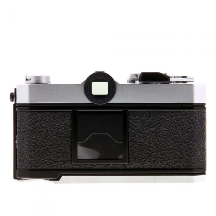 Konica Autoreflex T3 Camera, Chrome 100th Anniversary with 50mm f/1.4 Hexanon EE AR Lens {55}