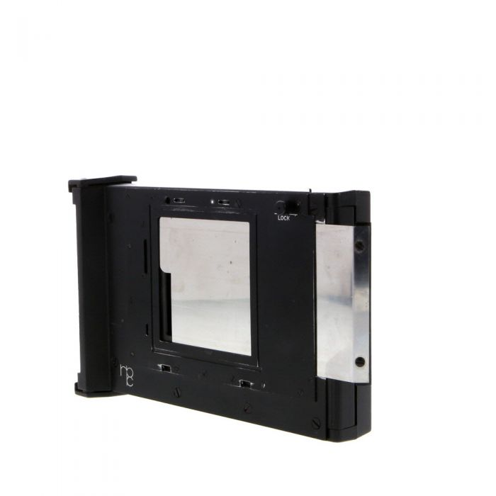 NPC Polaroid Back 100 Series /Early, Silver for Hasselblad V System (C/CM)
